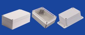 plastic enclosure for electronic components in UAE